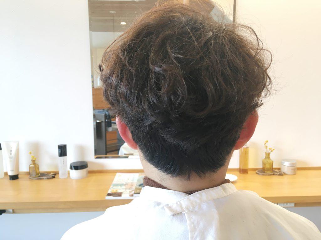 くせ毛を切るのが上手い美容師