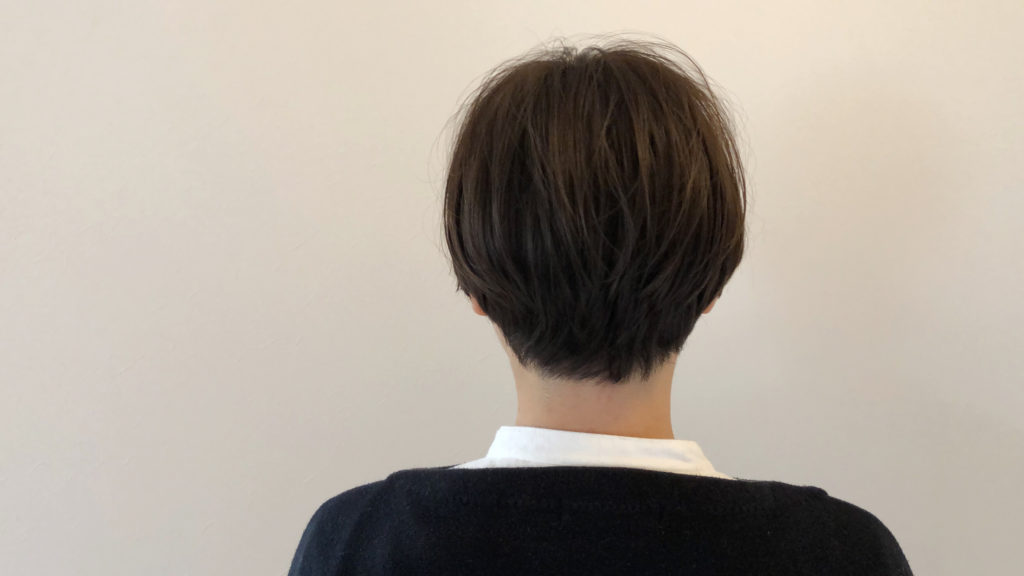 長野市でショートヘアを得意とする美容室