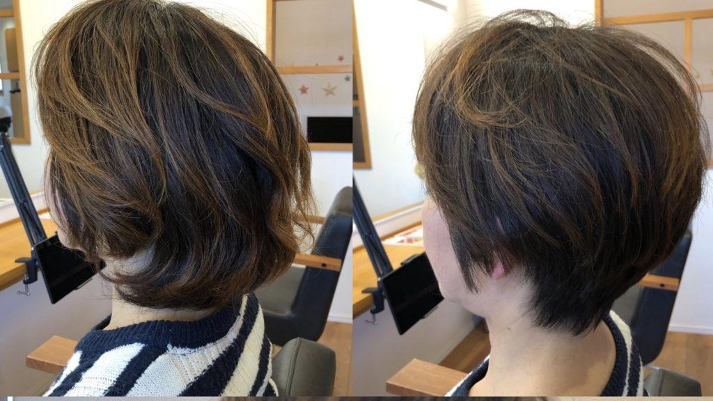 長野市のショートカットが上手い美容師